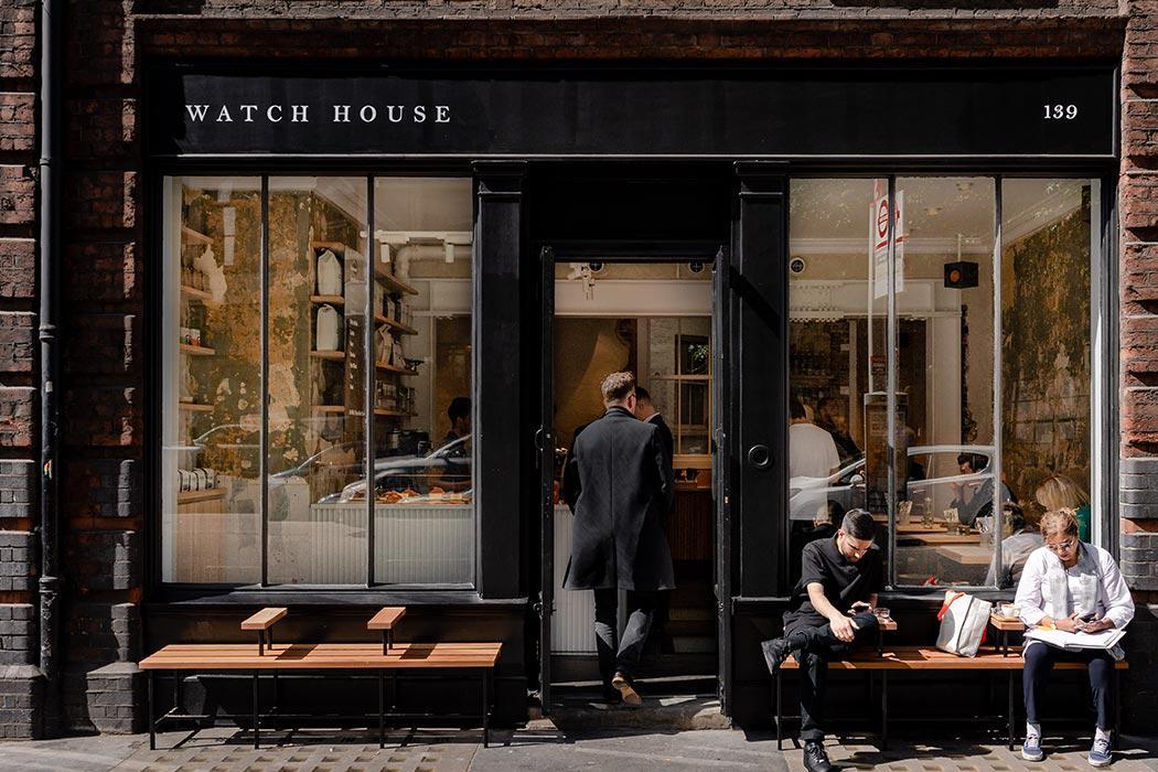 Edition watch house coffee