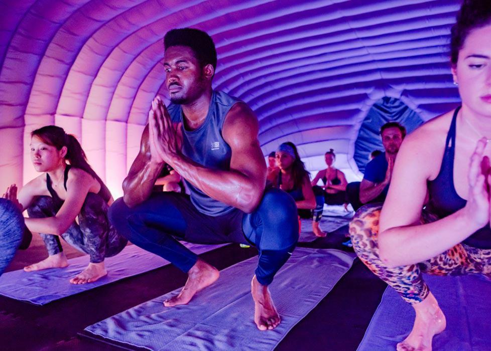 Hotpod yoga belgravia