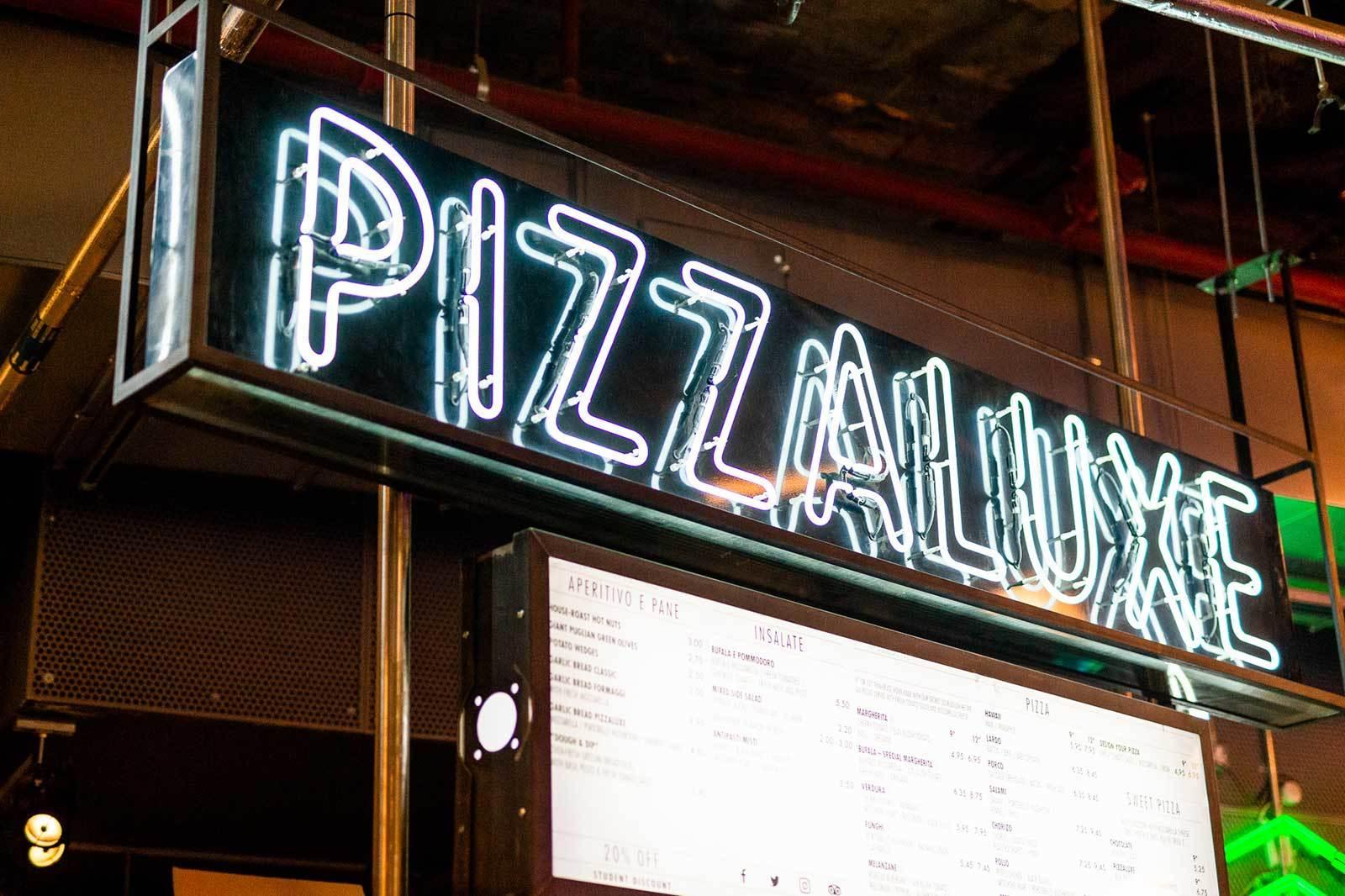 Pizzaluxe leeds