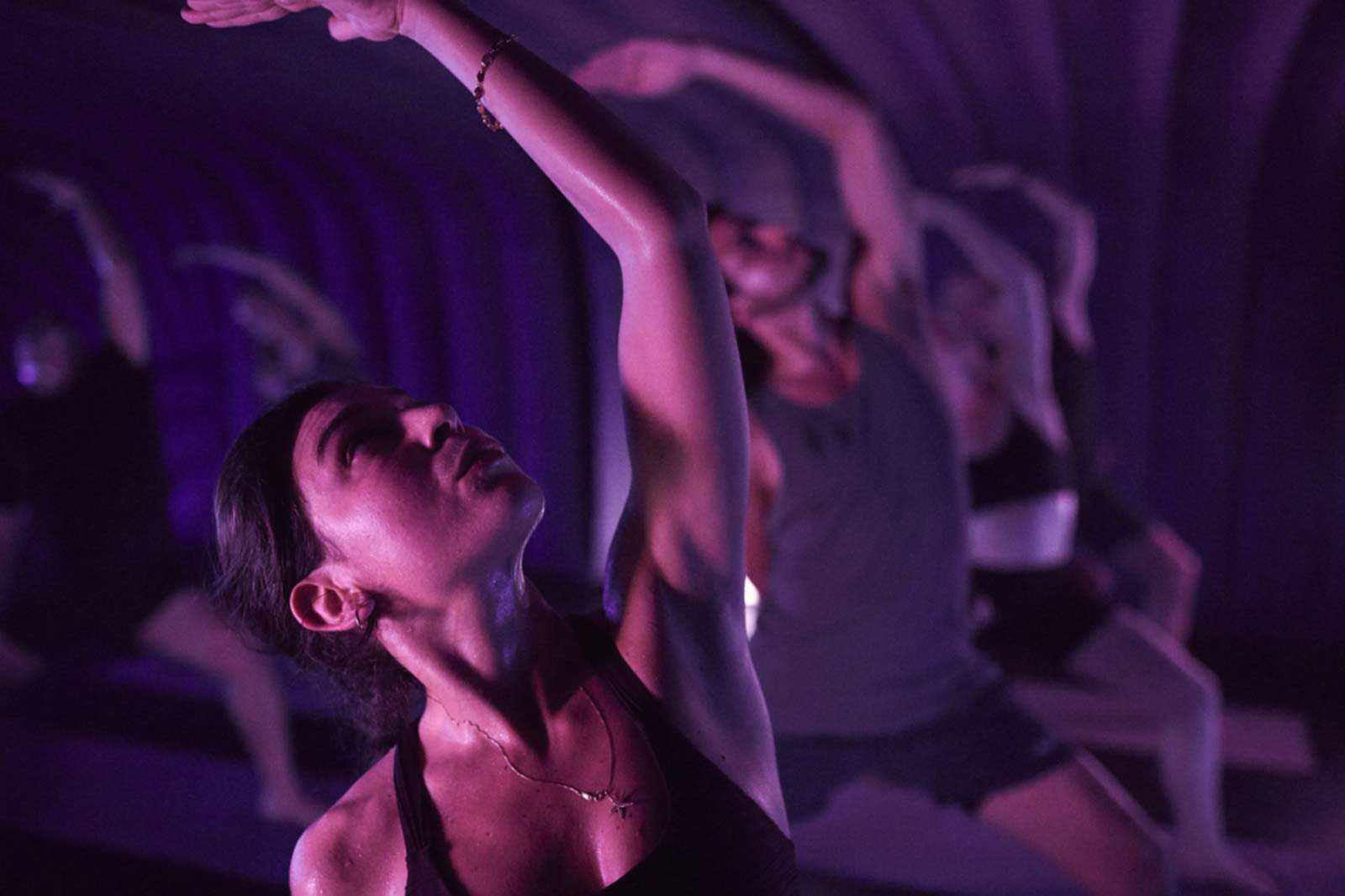 Hotpod yoga 2