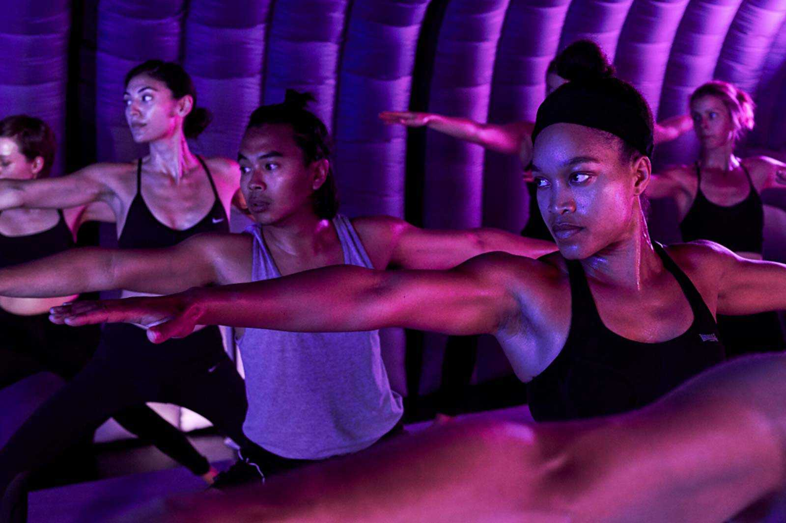 Hotpod yoga 3