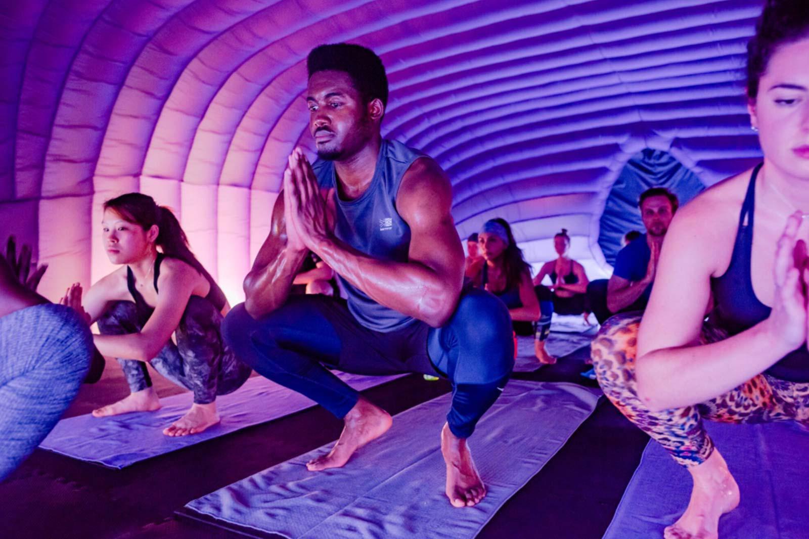 Hotpod yoga case study 2